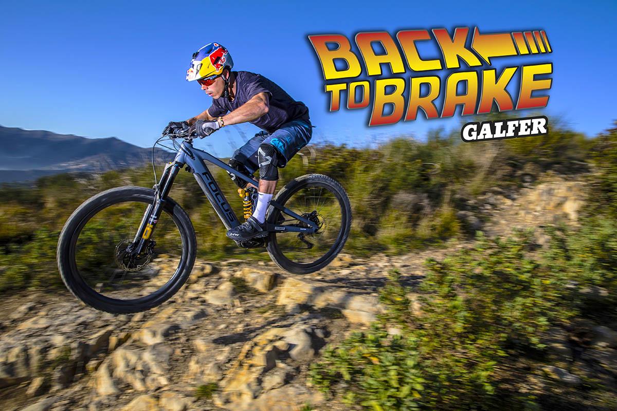 Campaña #BacktoBrake de Galfer