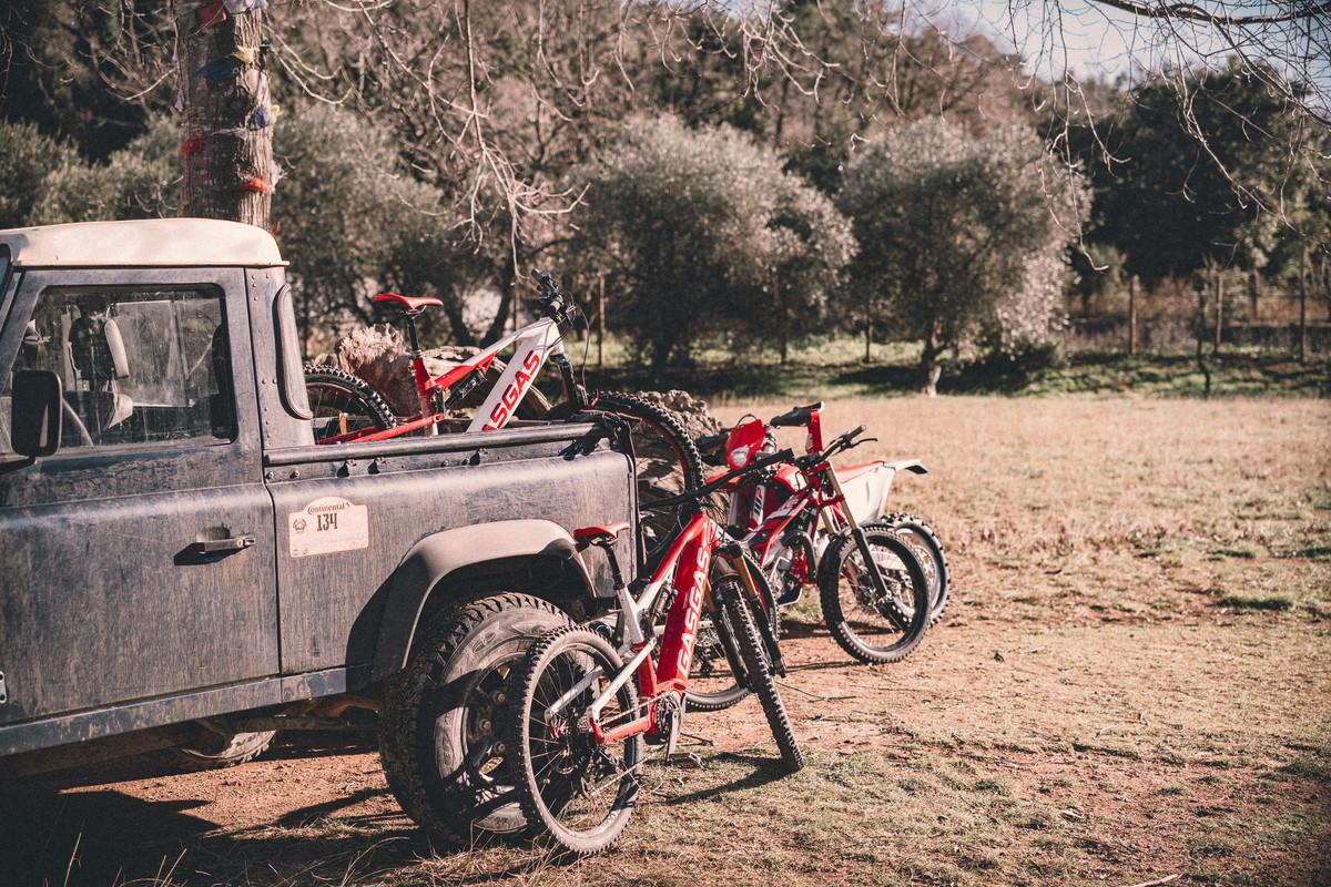 GasGas presenta su nueva colección de e-bikes 2021