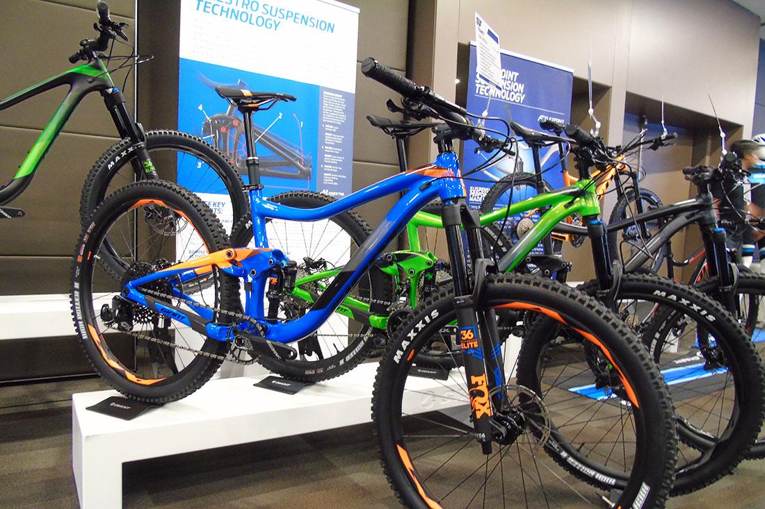 Bicicletas De Montaña Giant Mtb Pro