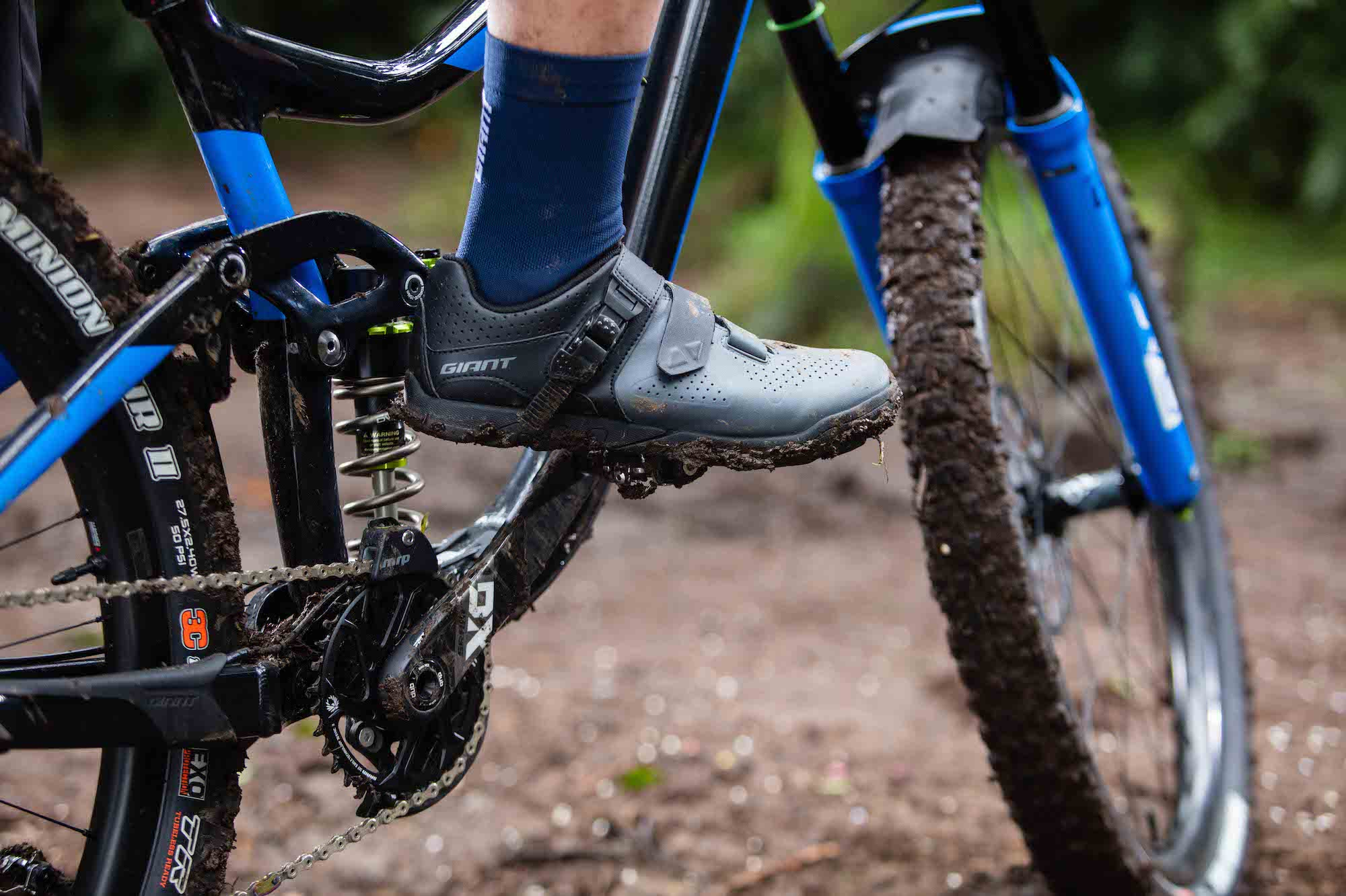 gama de calzado para MTB de Giant