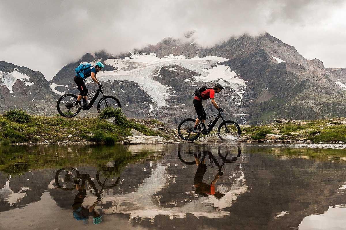 H + I Adventures lanza sus nuevas rutas para e-bike por todo el mundo