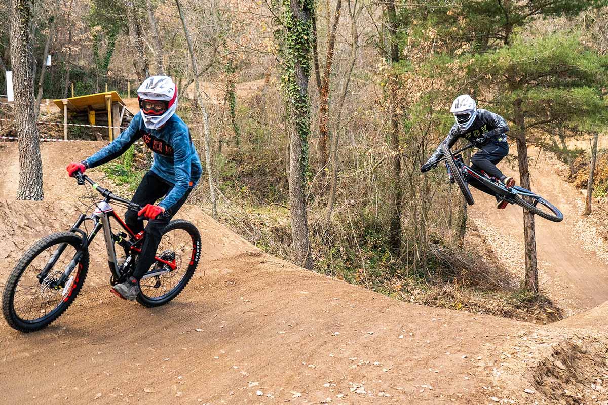 Intense será colaborador del 4 Riders Bikepark en 2021