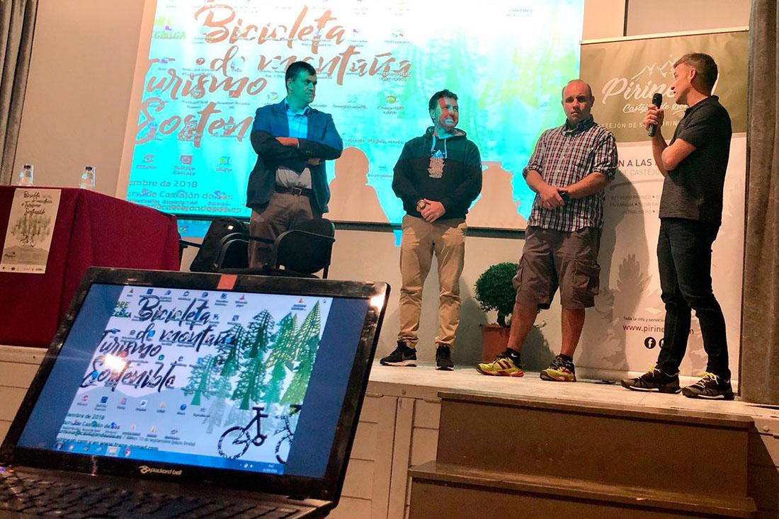 II Jornadas Técnicas de MTB y Turismo Sostenible del Alto Aragón