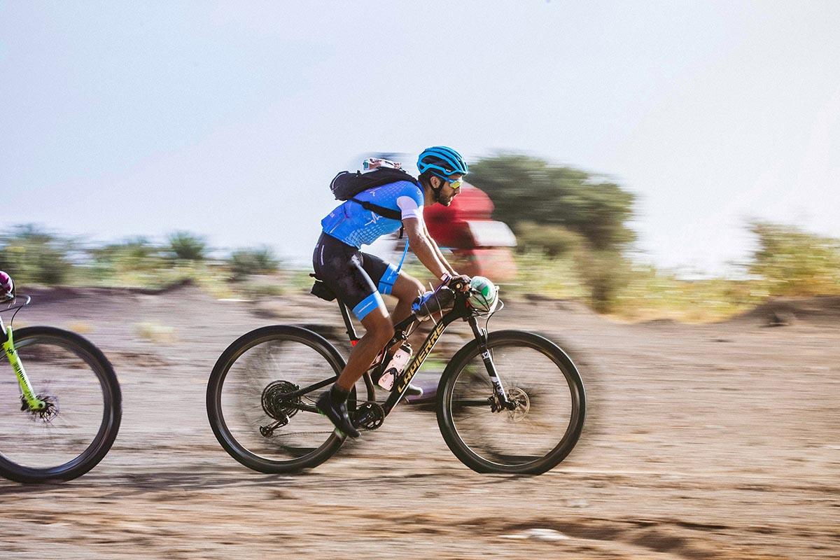 Lapierre, bicicleta oficial de la Garmin Titan Desert
