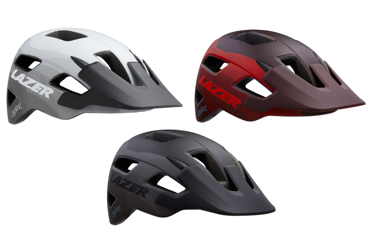 Nuevo Lazer Chiru; Lazer presenta su nuevo casco para MTB en Eurobike