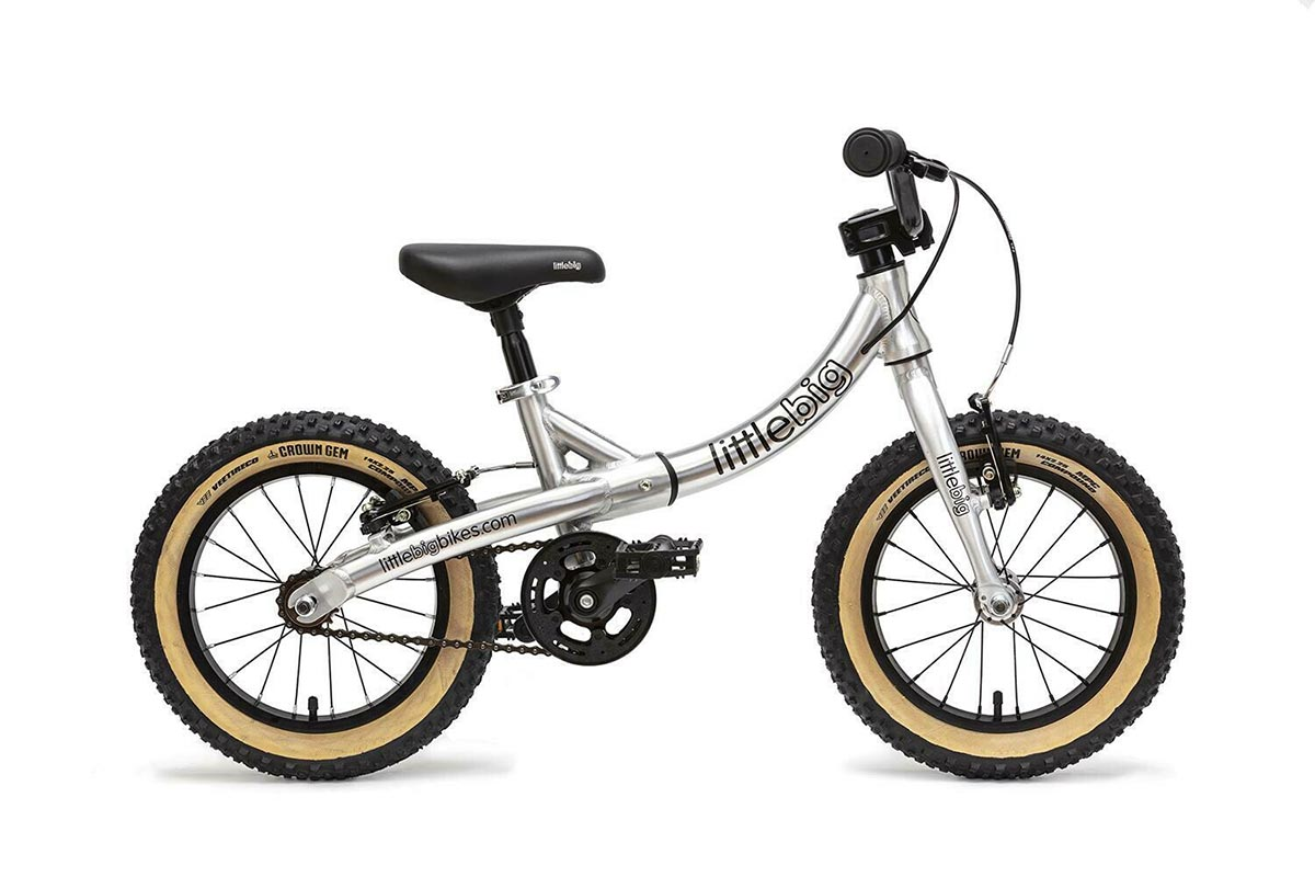 Little Big Bike: la bici que crece con tu hijo