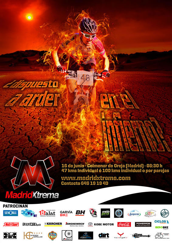 Cartel de MadridXtrema 2013