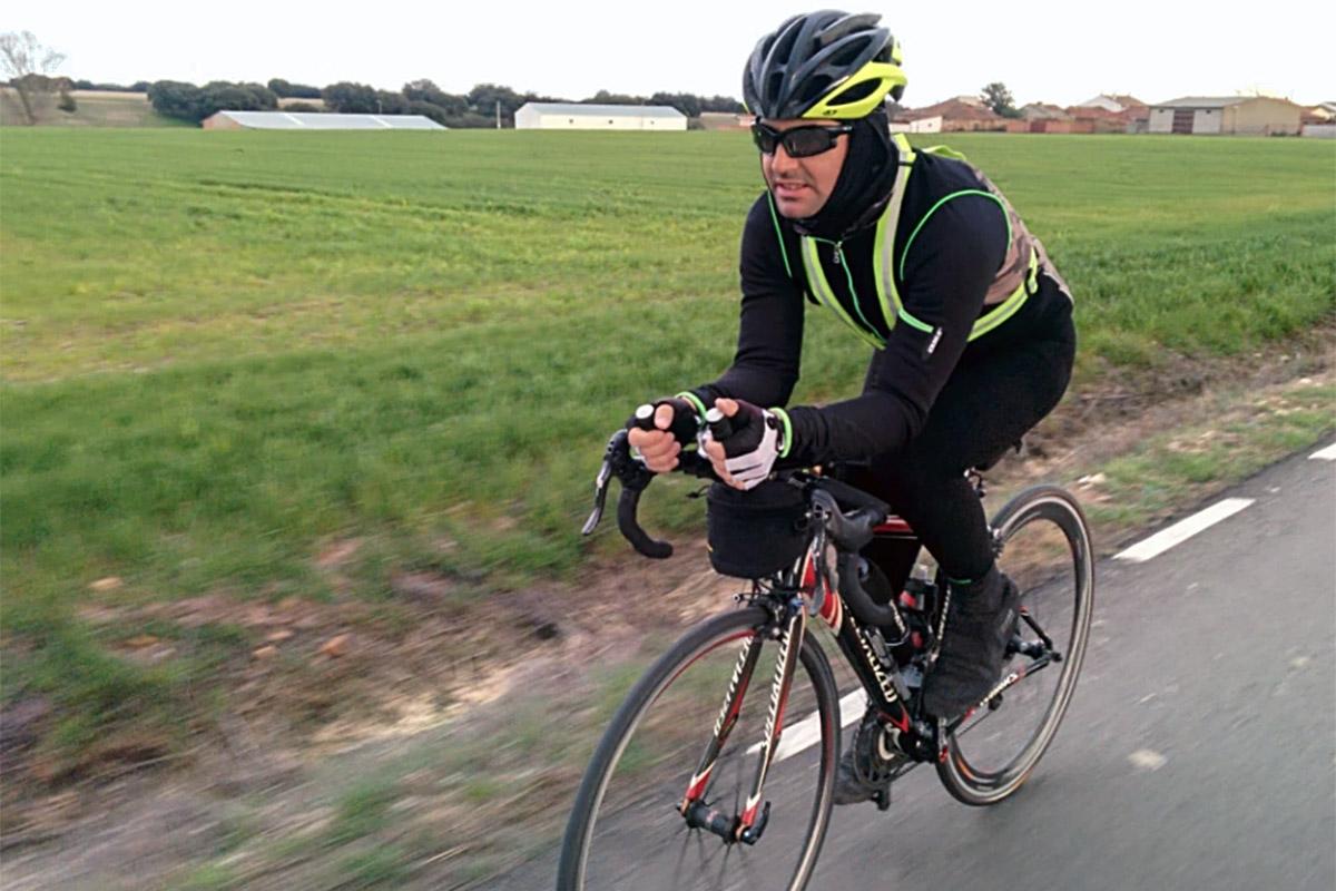 Podcast Ep. 17: Santy Mozos. El ciclismo de larga distancia como filosofía