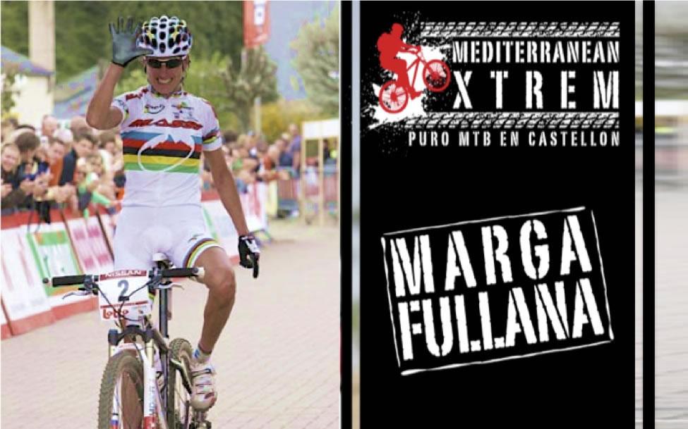 Marga Fullana en la Mediterranean Xtrem 2015