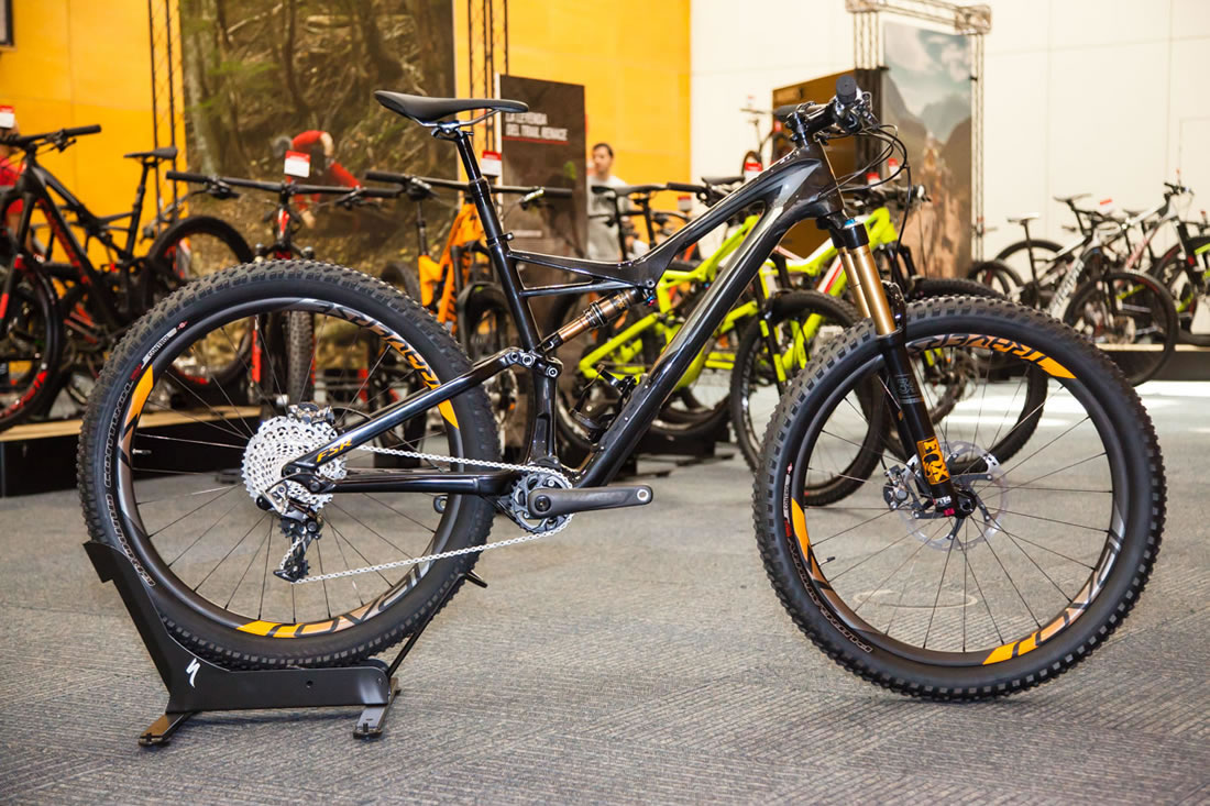 specialized stumpjumper fsr 6fattie 2016
