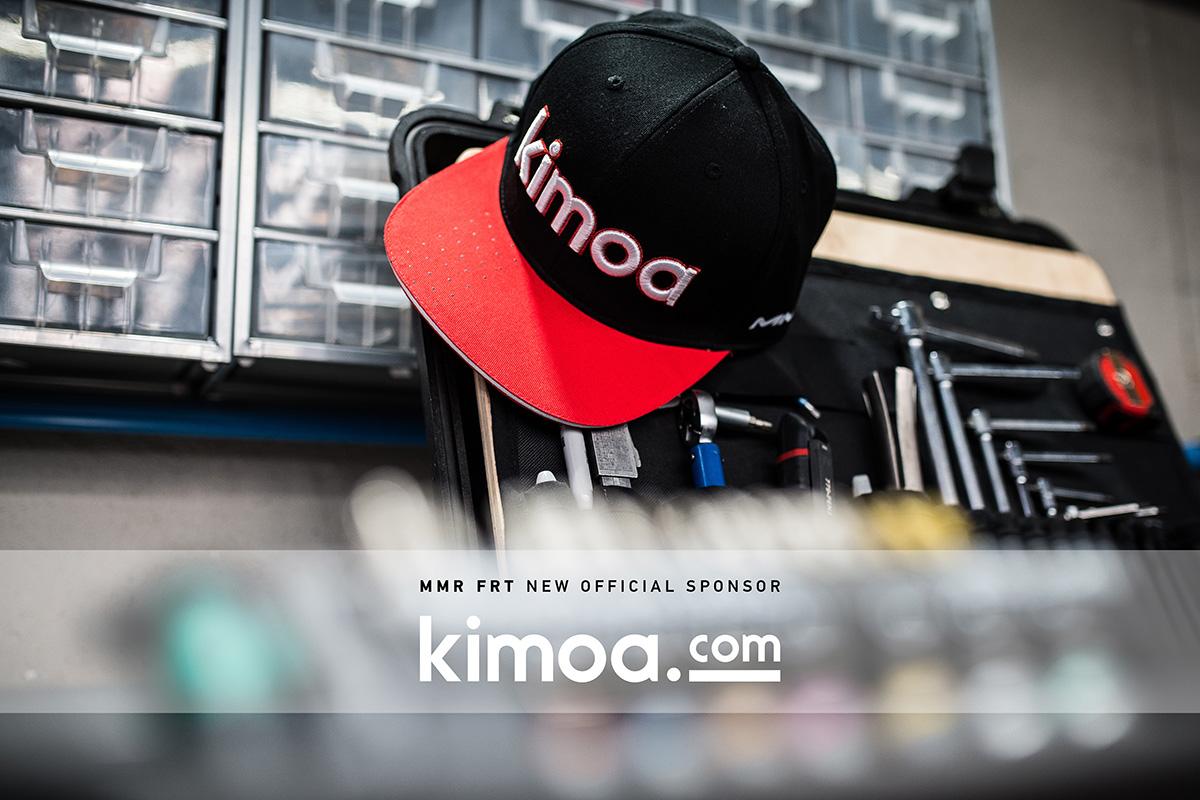 Kimoa será uno de los patrocinadores del MMR FRT en 2021