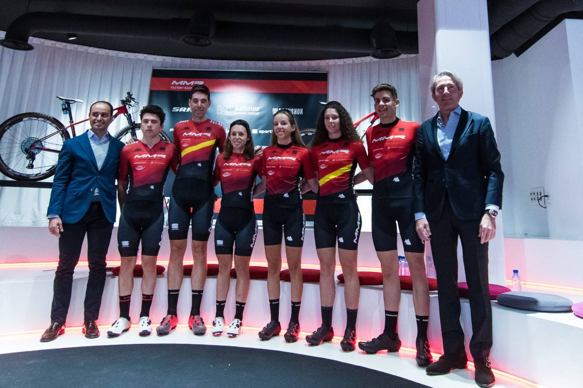 MMR Factory Racing Team y MMR Factory Devo 2020