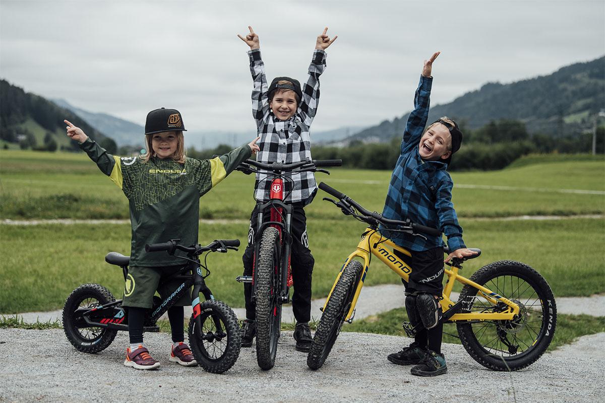 Conoce Mondraker Kids, la mejor gama infantil de la historia de la marca