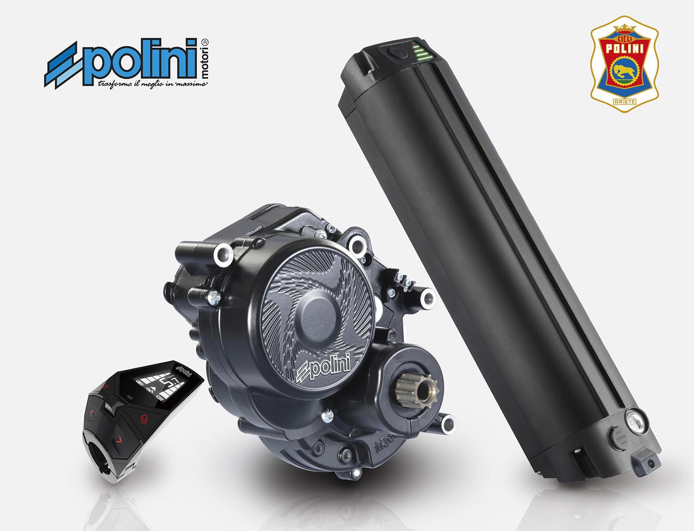 Así es el Polini E-P3, el motor que montarán las e-bikes de Berria