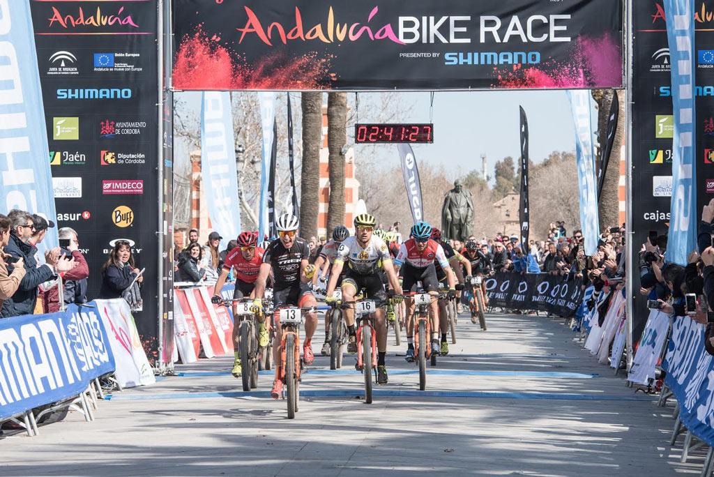 Segunda etapa de la Andalucia Bike Race presented by Shimano: Linares