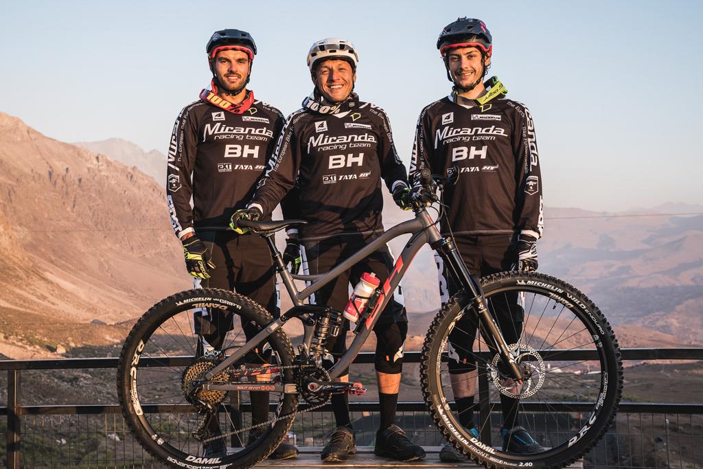 Te presentamos al equipo Miranda Racing Team 2018