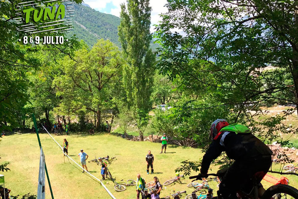 Inscríbete en la última prueba del Open de España de Enduro, Big Ride Tuiña