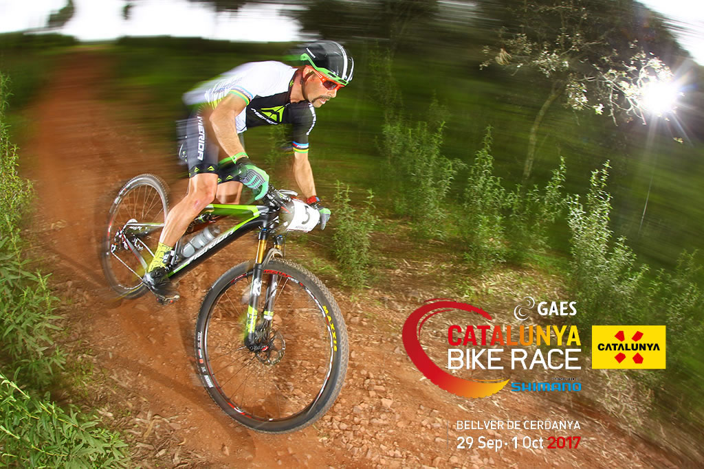 Nace GAES Catalunya Bike Race presented by Shimano