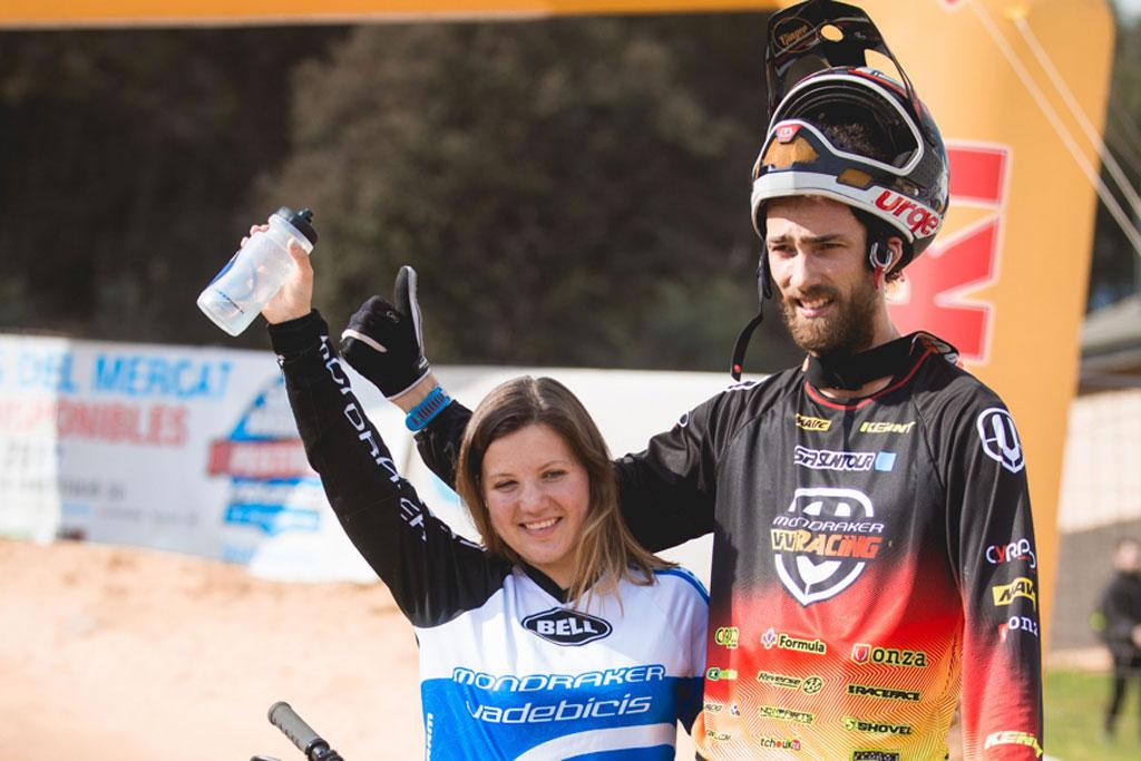 Florent Payet y Blanca Julià vencedores del XXIV Gran Premio RockShox Diputació de Barcelona Sant Andreu de la Barca 2017