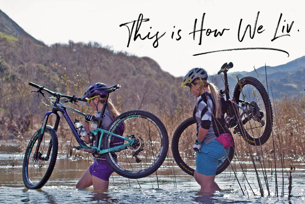 Liv Cycling lanza la campaña #HowWeLiv