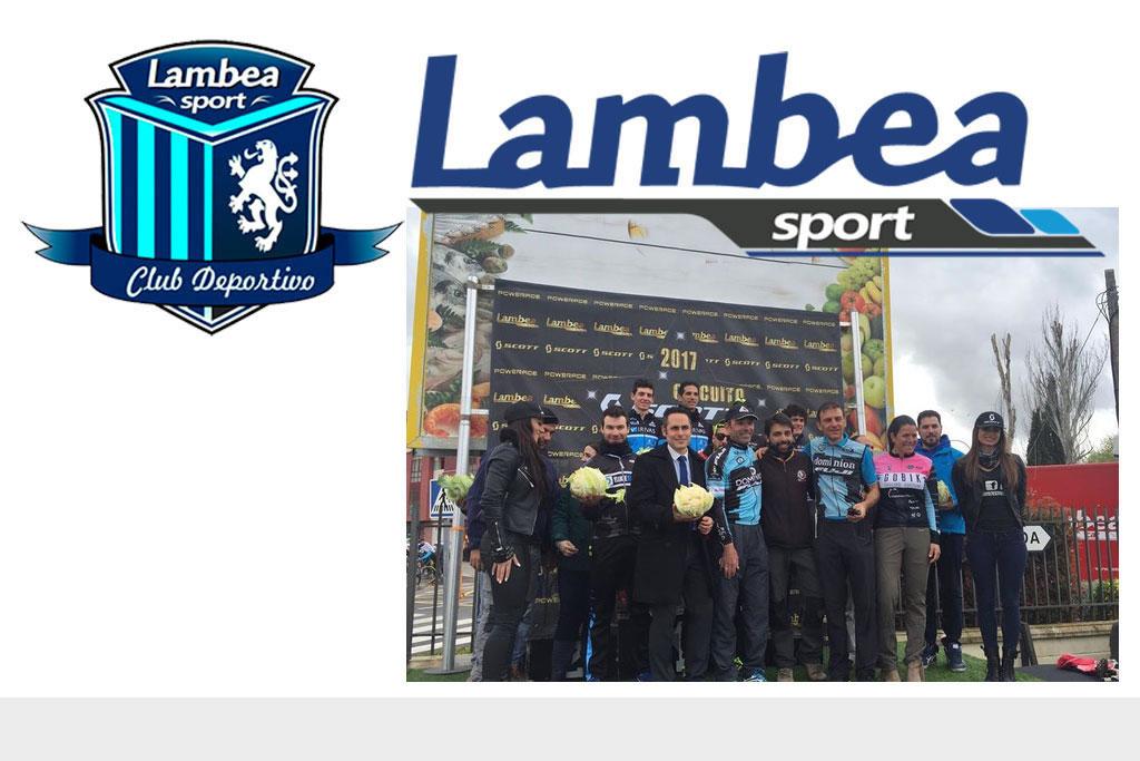Lambea Sport se vuelca con el MTB en el GP Lambea de Griñón