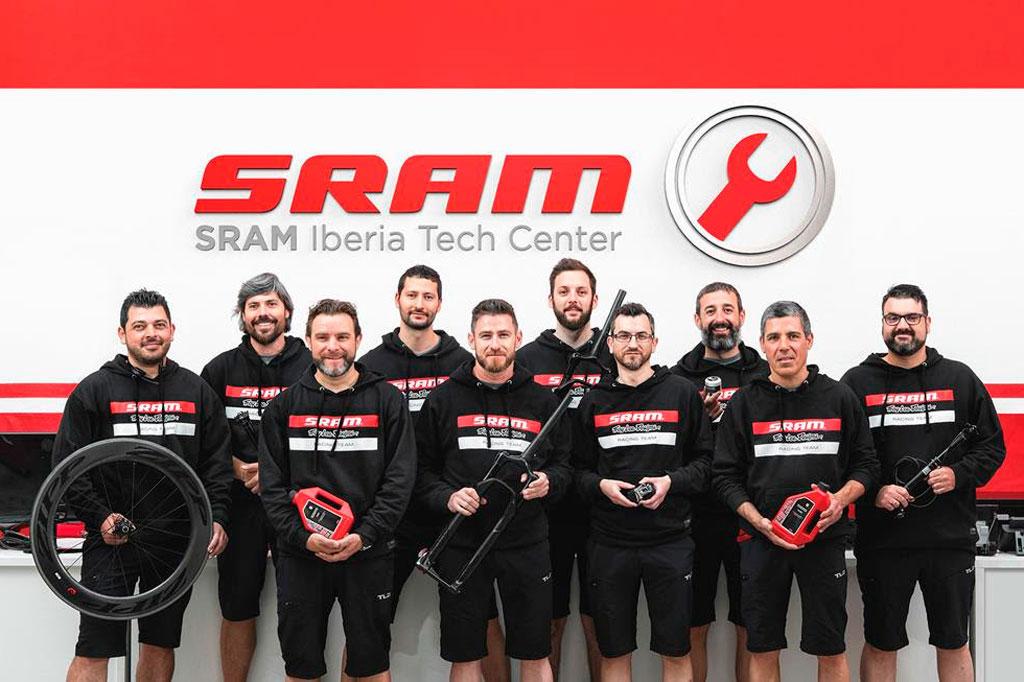 Sram Iberia Tech Center, la apuesta de Sram por el mercado español