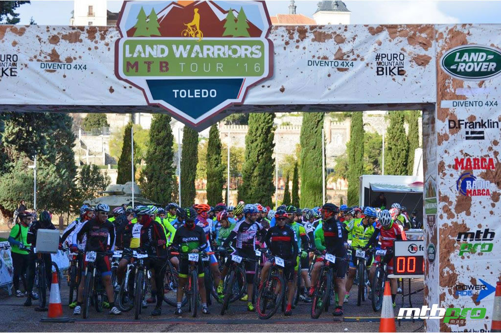 Land Warriors MTB & Trail Tour Toledo