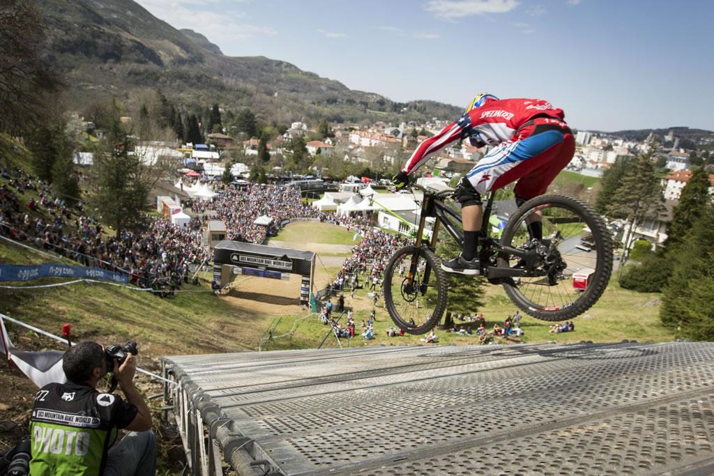 Dónde ver la Copa del Mundo UCI de MTB presented by Shimano