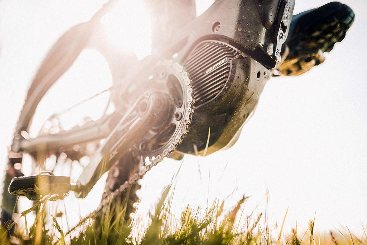 Nuevo motor Shimano EP8 para e-bikes