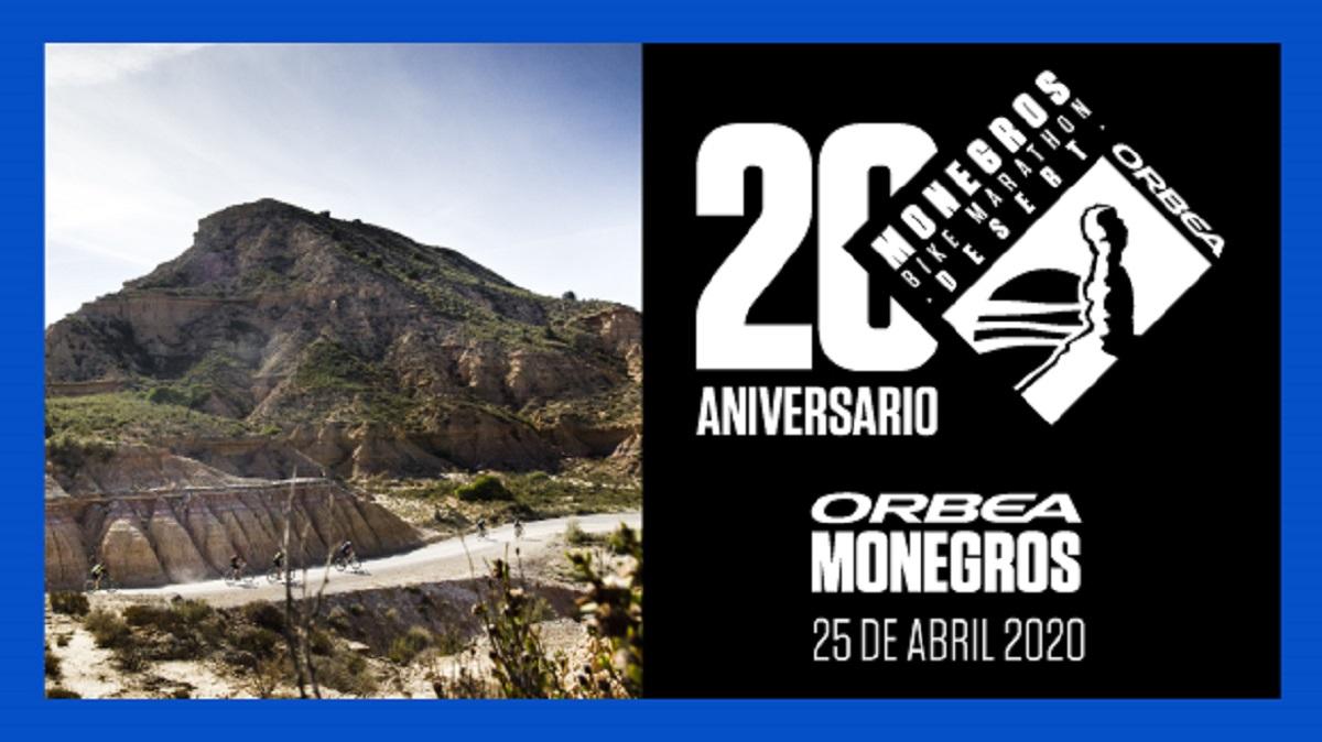 Apertura de inscripciones de la Orbea Monegros XX