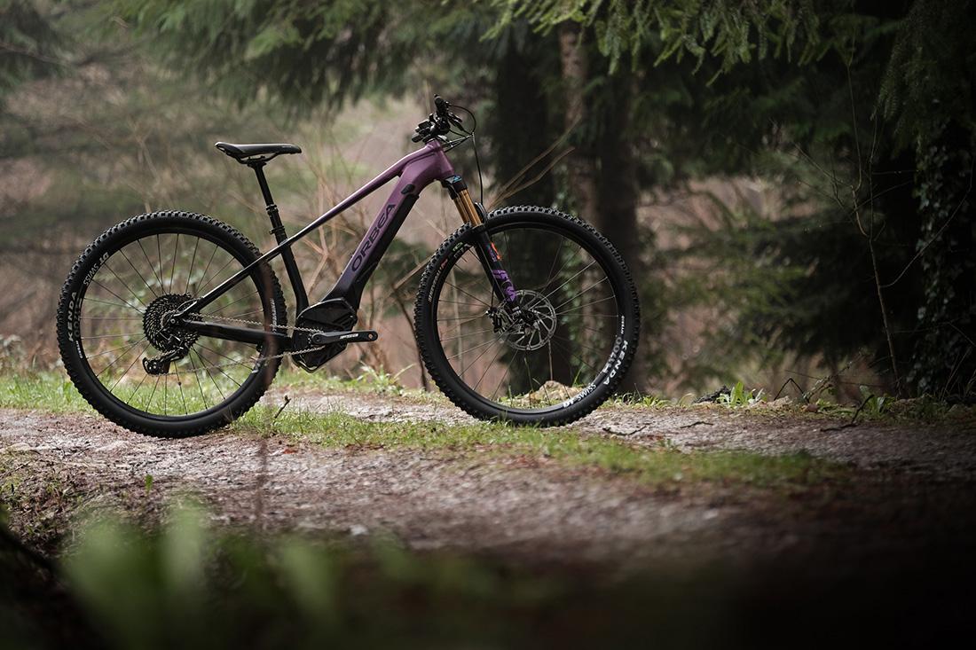 Nueva Orbea Wild HT con motor Bosch, la familia crece   MTB Pro