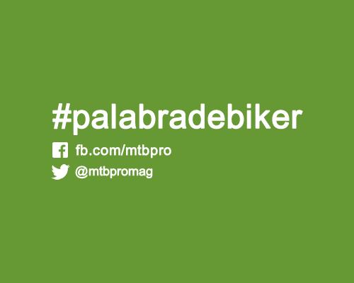 #palabradebiker