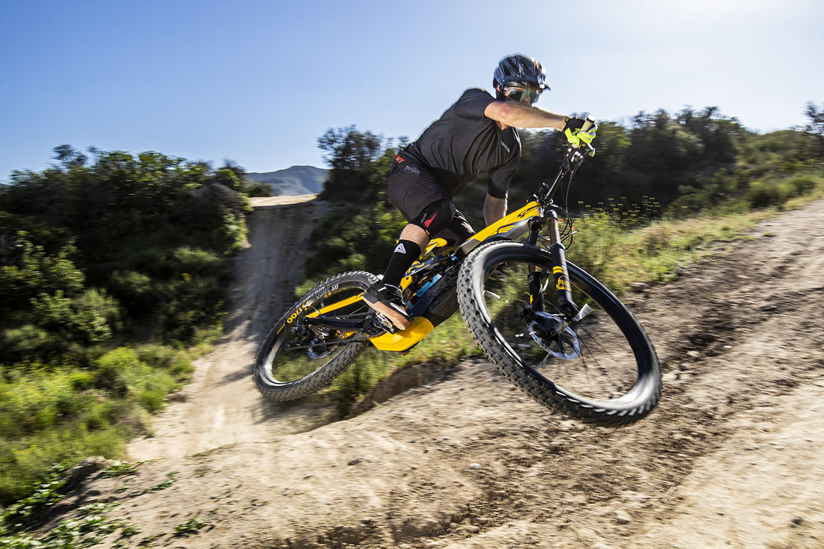 Nuevos Pirelli Scorpion e-MTB con SmartGRIP+