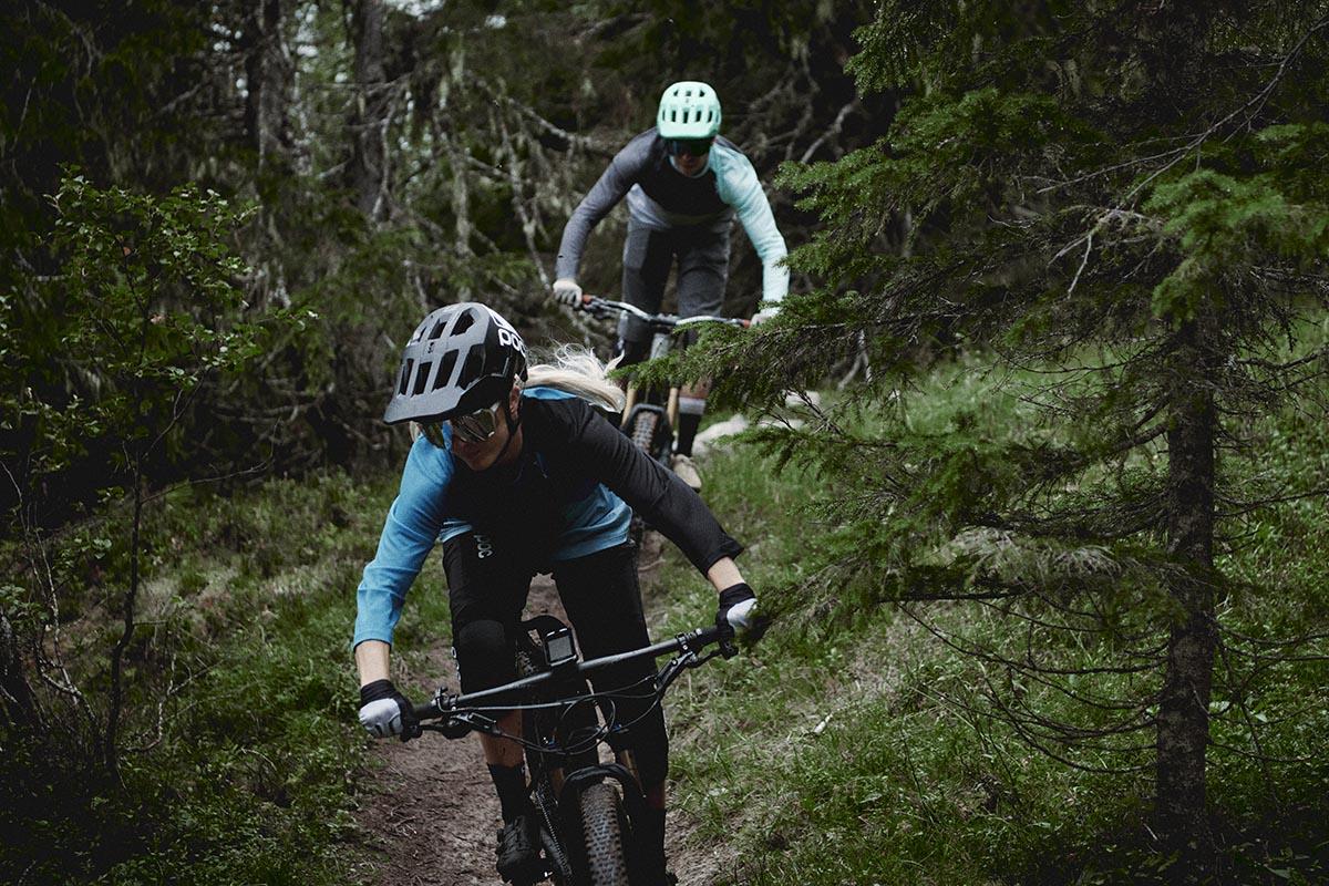 Nuevo casco POC Kortal Race Mips y gafas Devour