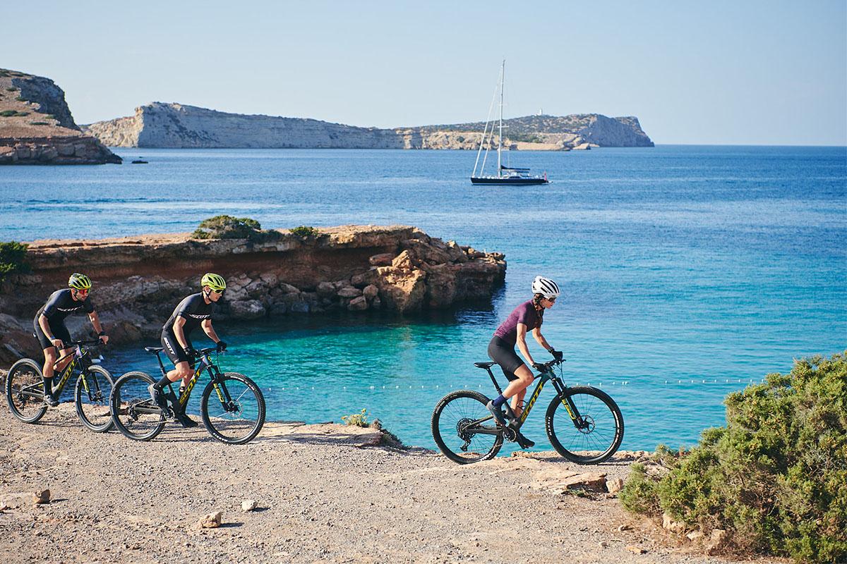 Vuelve la Vuelta a Ibiza MTB SCOTT 2021 (a finales de octubre) con muchas novedades