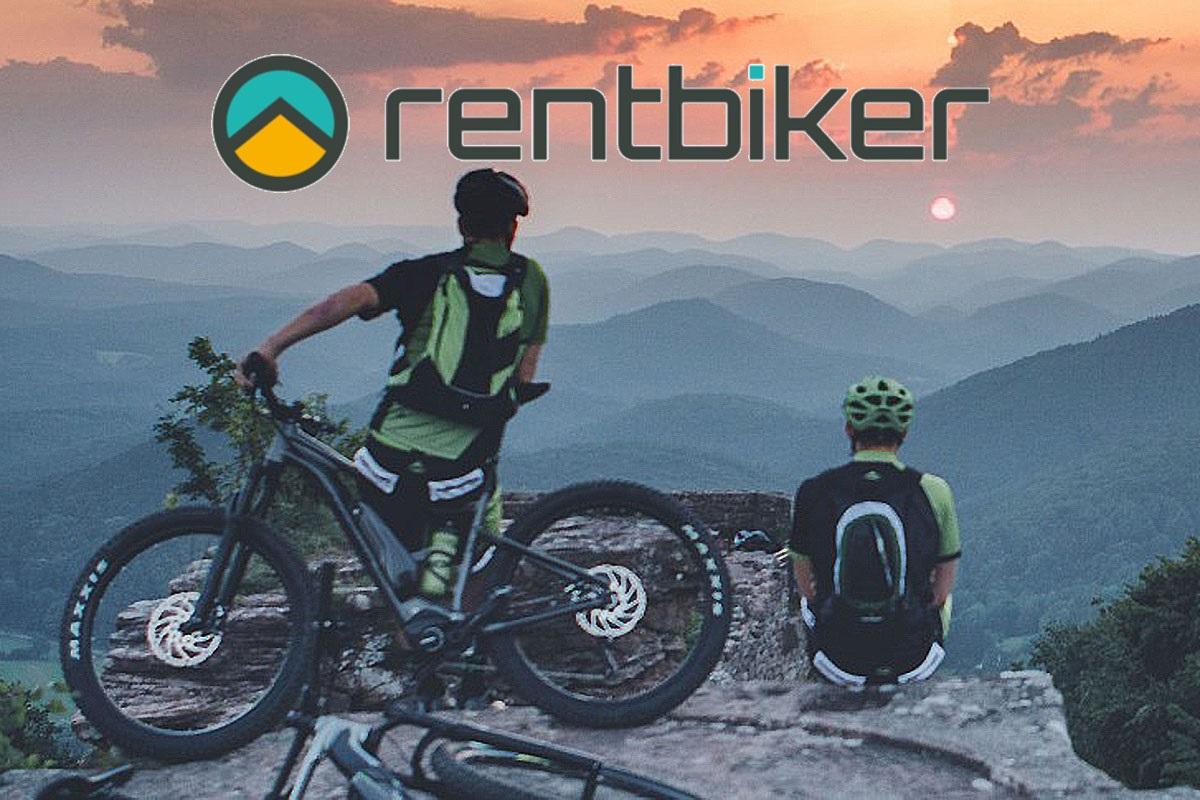 Rentbiker MTB