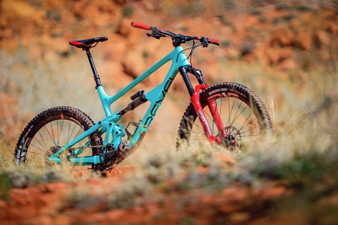 Nuevo sitio web de Revel Bikes