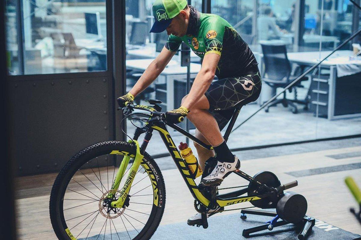 Ciclismo virtual y MTB