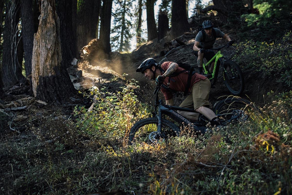 Santa Cruz Heckler, la primera e-bike de Santa Cruz