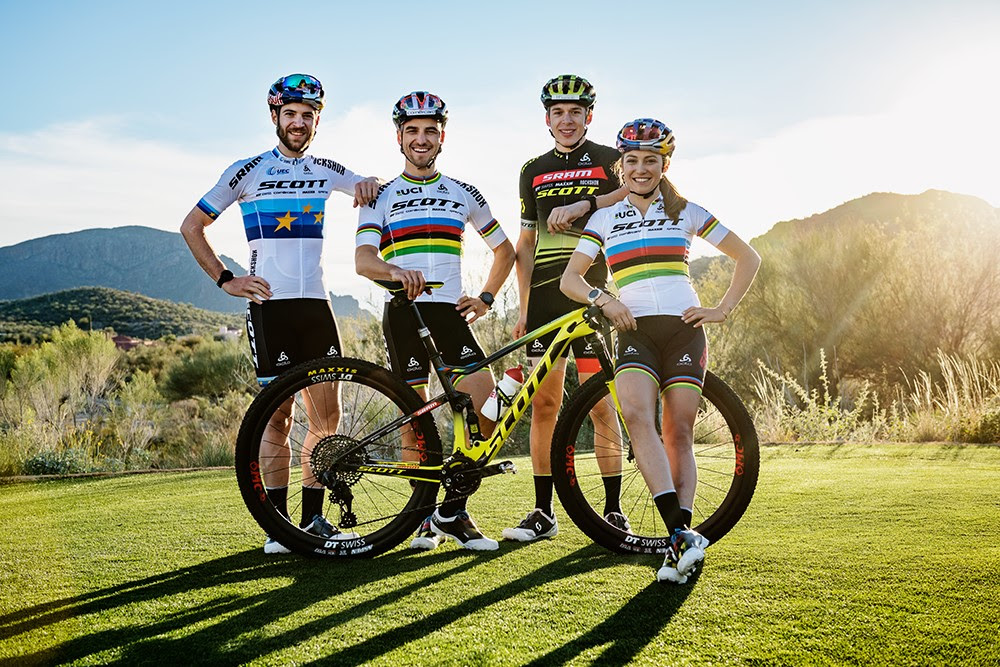 SCOTT-SRAM Racing Team