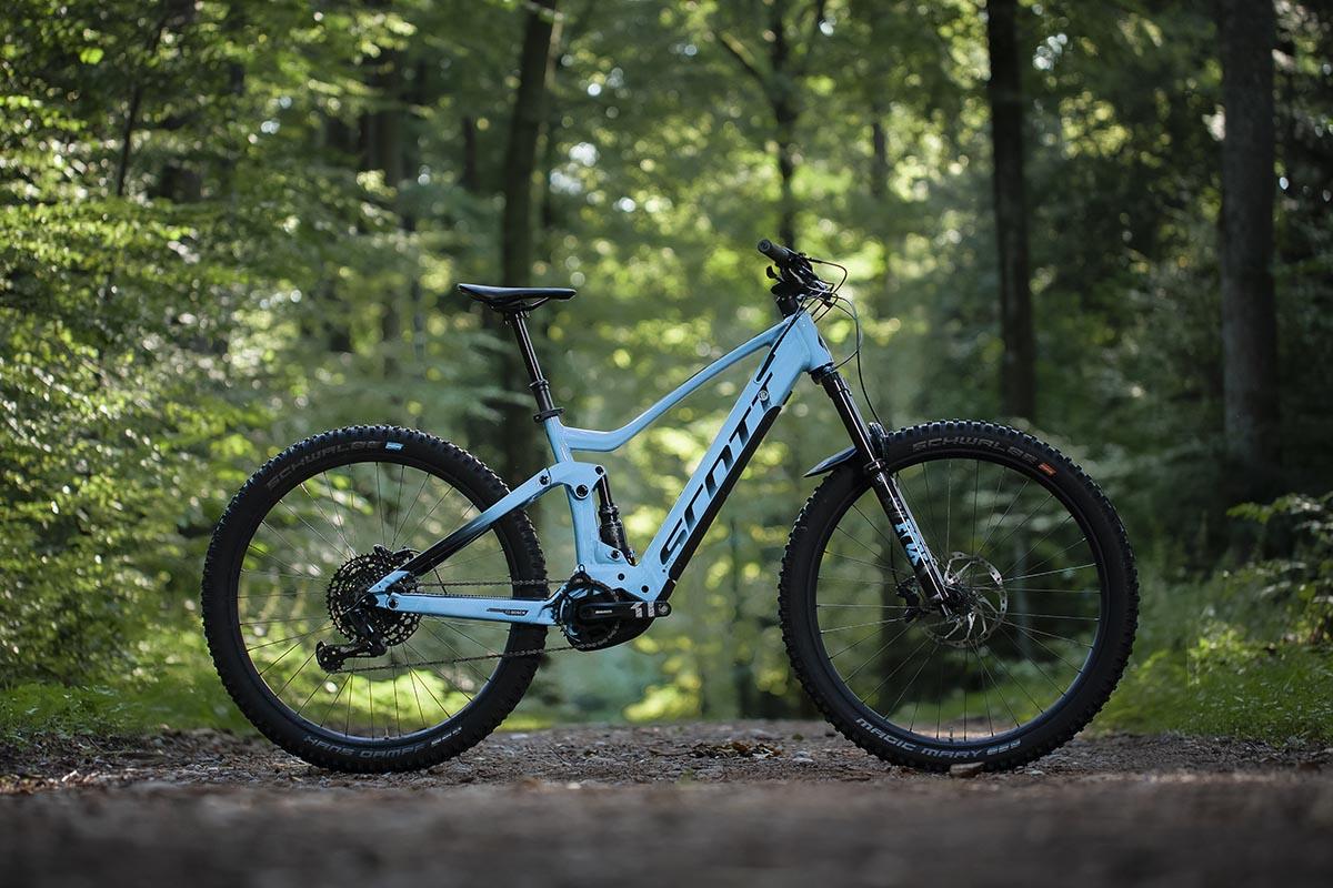 Gama eRide 2020: las e-Bikes de SCOTT