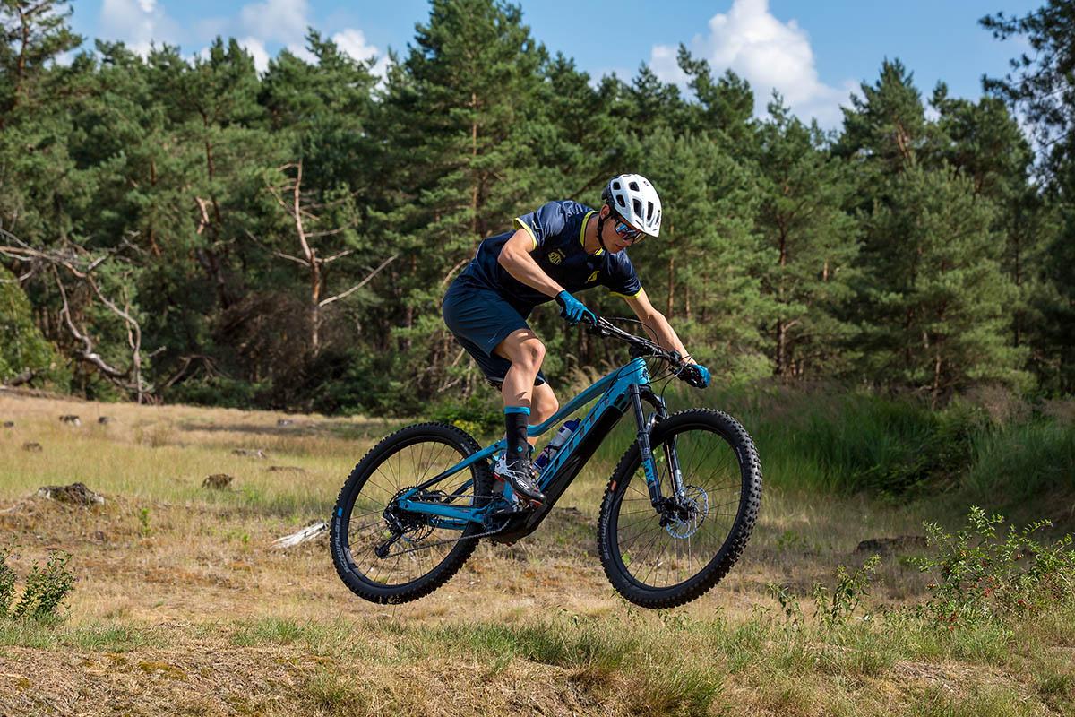 Jorge Prado embajador de SCOTT Bikes