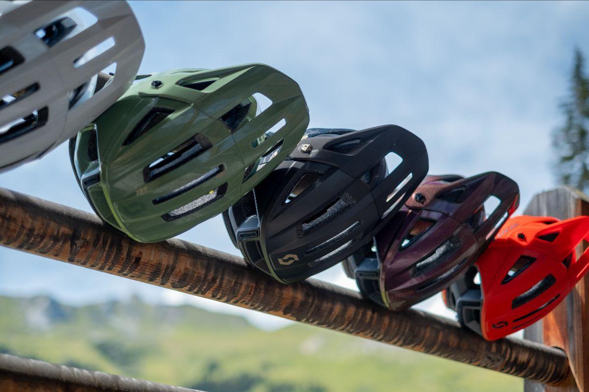 Nuevo casco SCOTT Stego Plus para Enduro con absorción progresiva y MIPS
