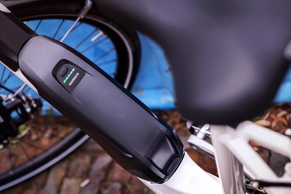 Nuevas baterías Shimano STEPS de 630 wh y otras novedades para e-bikes