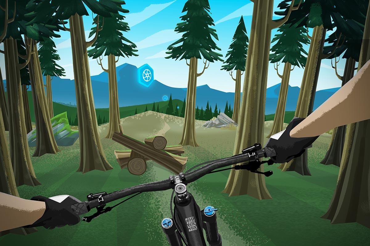 Juego Shimano Trail Tap