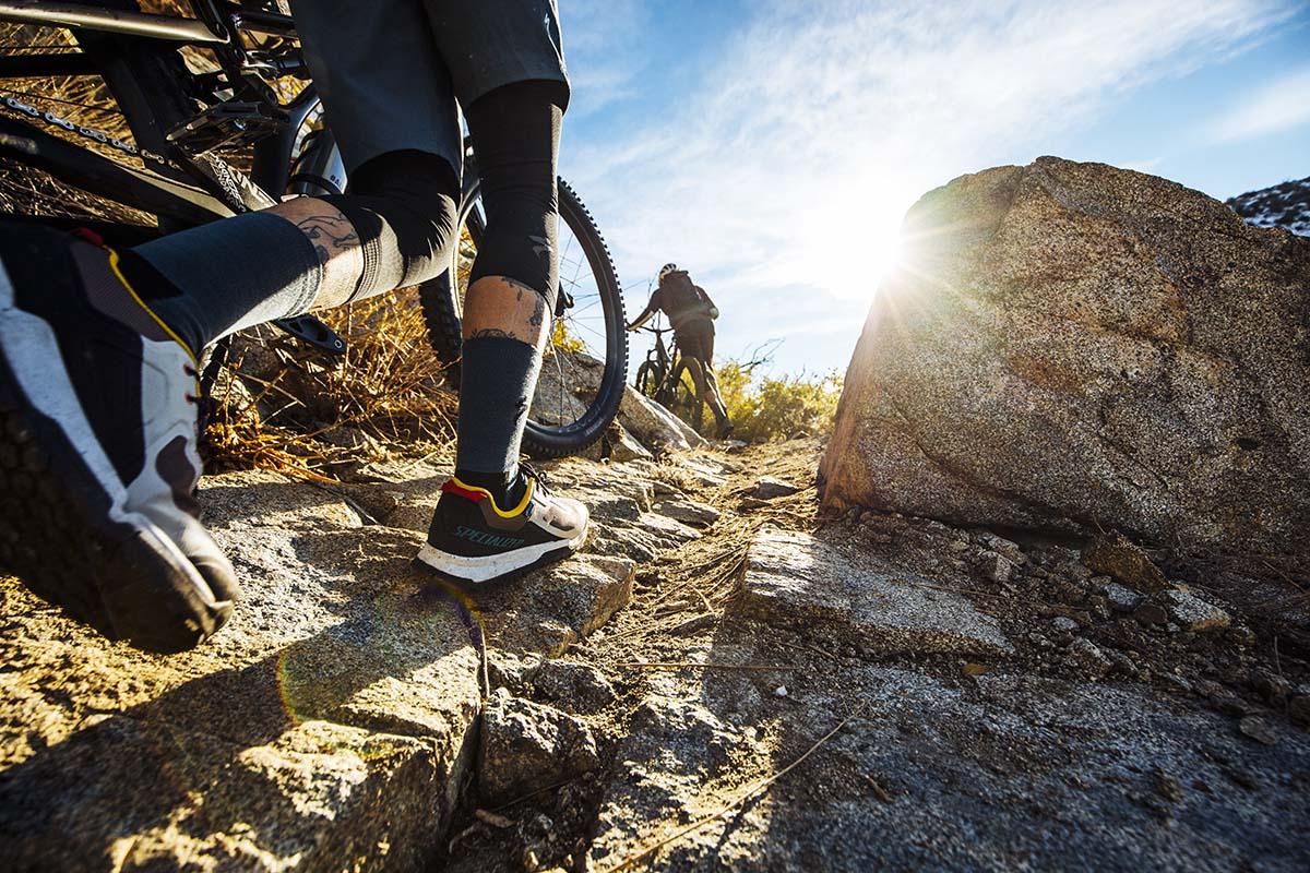 Nuevas zapatillas Specialized Rime Flat para MTB y senderismo