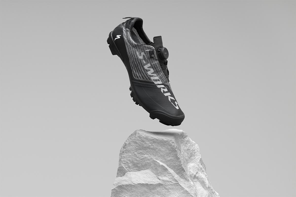 Nuevas zapatillas Specialized S-Works EXOS EVO para MTB, sólo 231 g