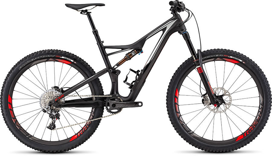 Specialized Stumpjumper FSR 2016 - 650B - 27.5'