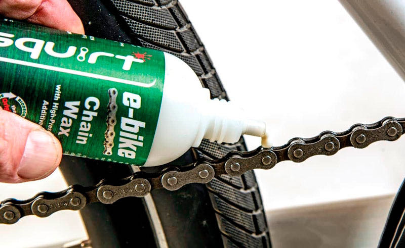 Squirt e-Bike Chain Wax