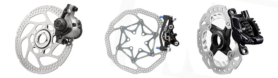 Pastillas para frenos de disco bicicleta
